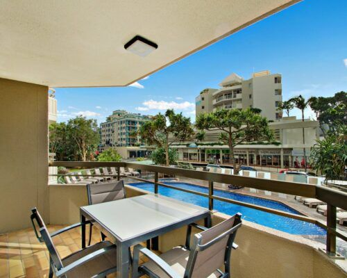 3 bed pool garden holiday mooloolaba (1)